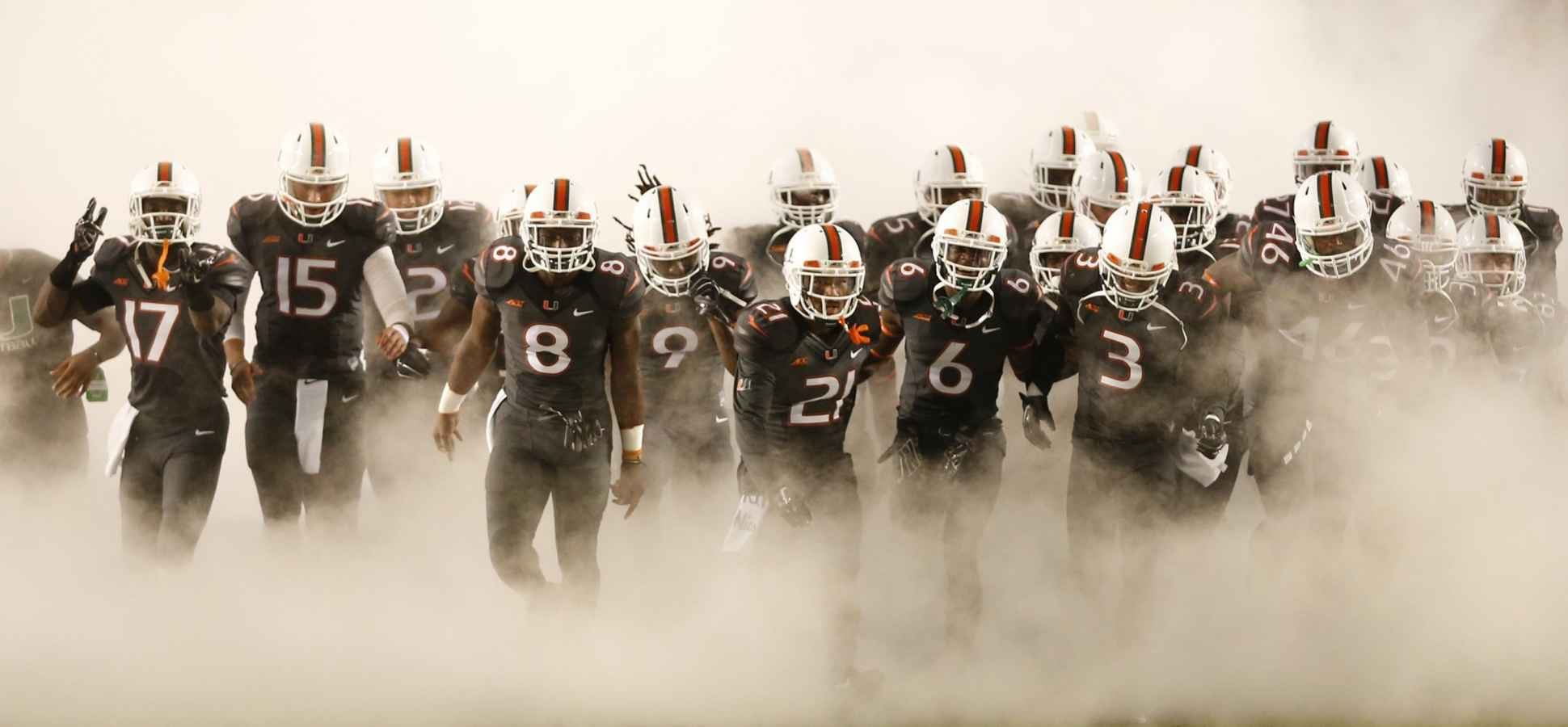 How UMiami Is Using Drones to Improve its Football Team