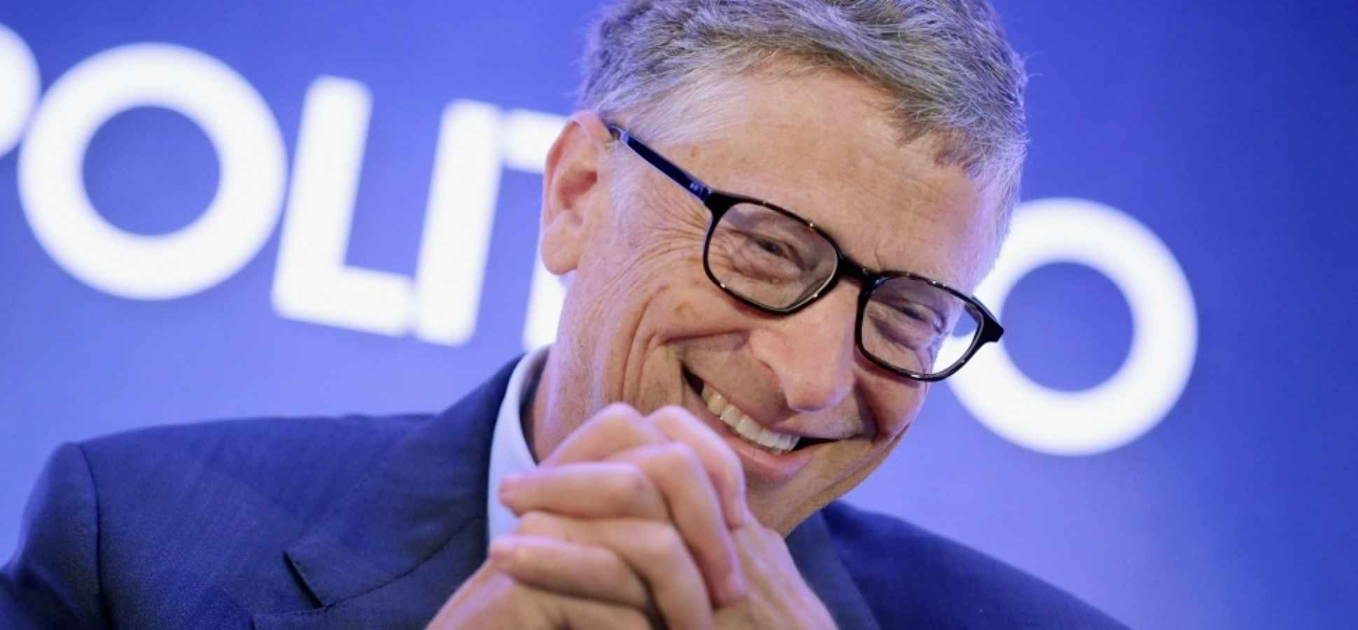 7 Books Bill Gates Is Reading This Summer