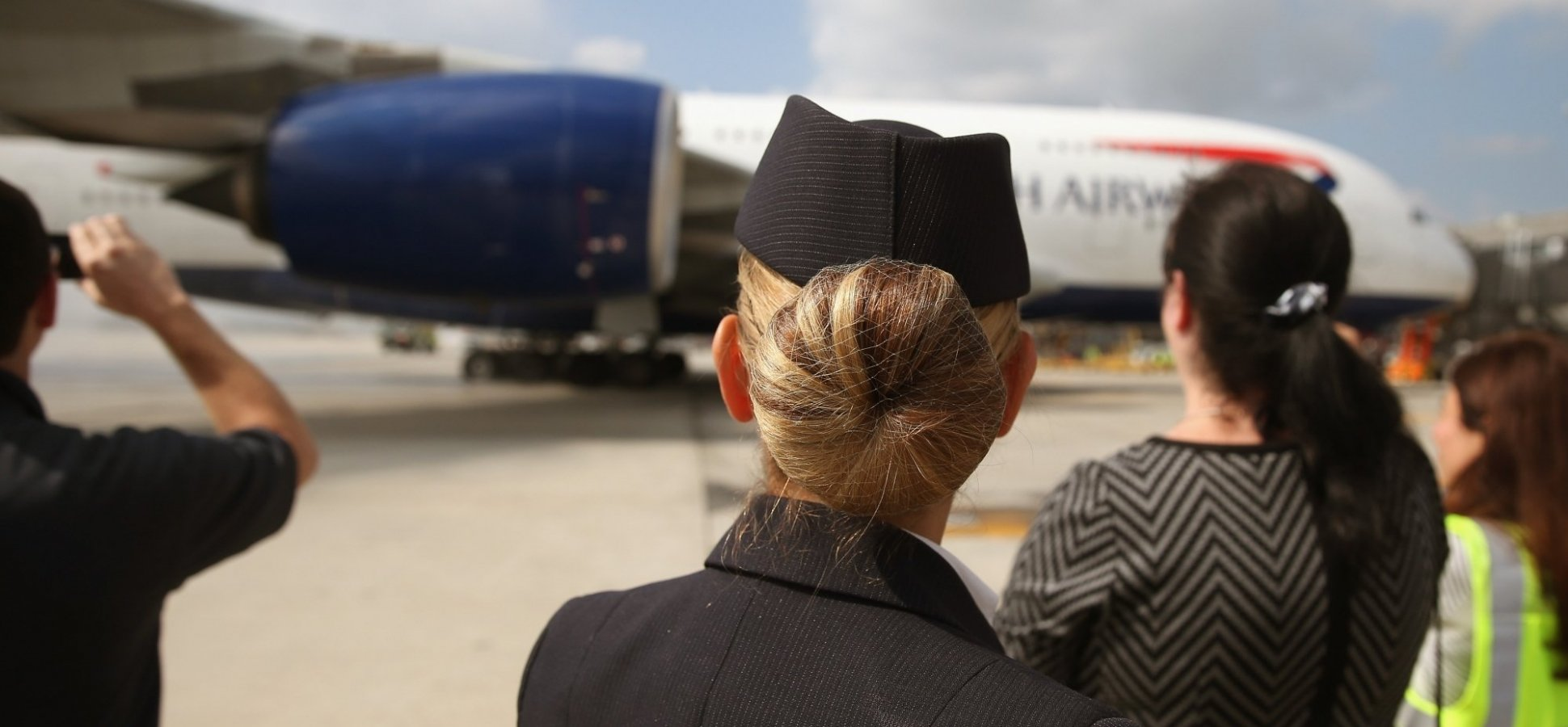 12b485452eca0 British Airways Just Suspended a Flight Attendant for Odd Behavior That's  More Common Than You'd Think | Inc.com