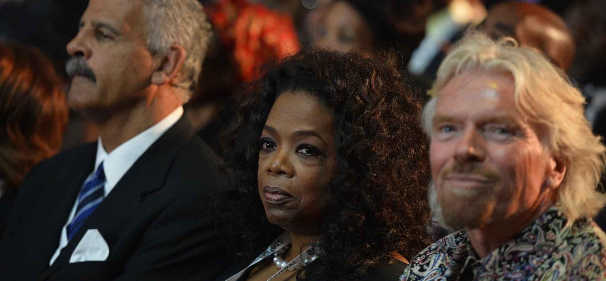 The Leadership Qualities Oprah Winfrey, Richard Branson, and Gandhi Have in Common