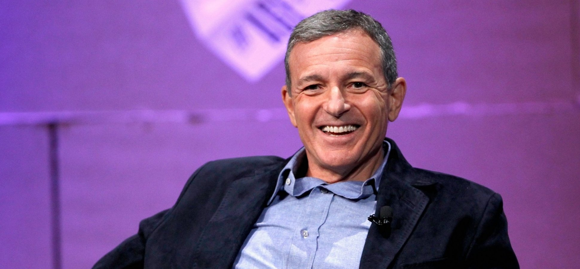 Disney's Bob Iger Was Just Named Time's Businessperson of the Year and Baby Yoda Is Exactly the Reason Why