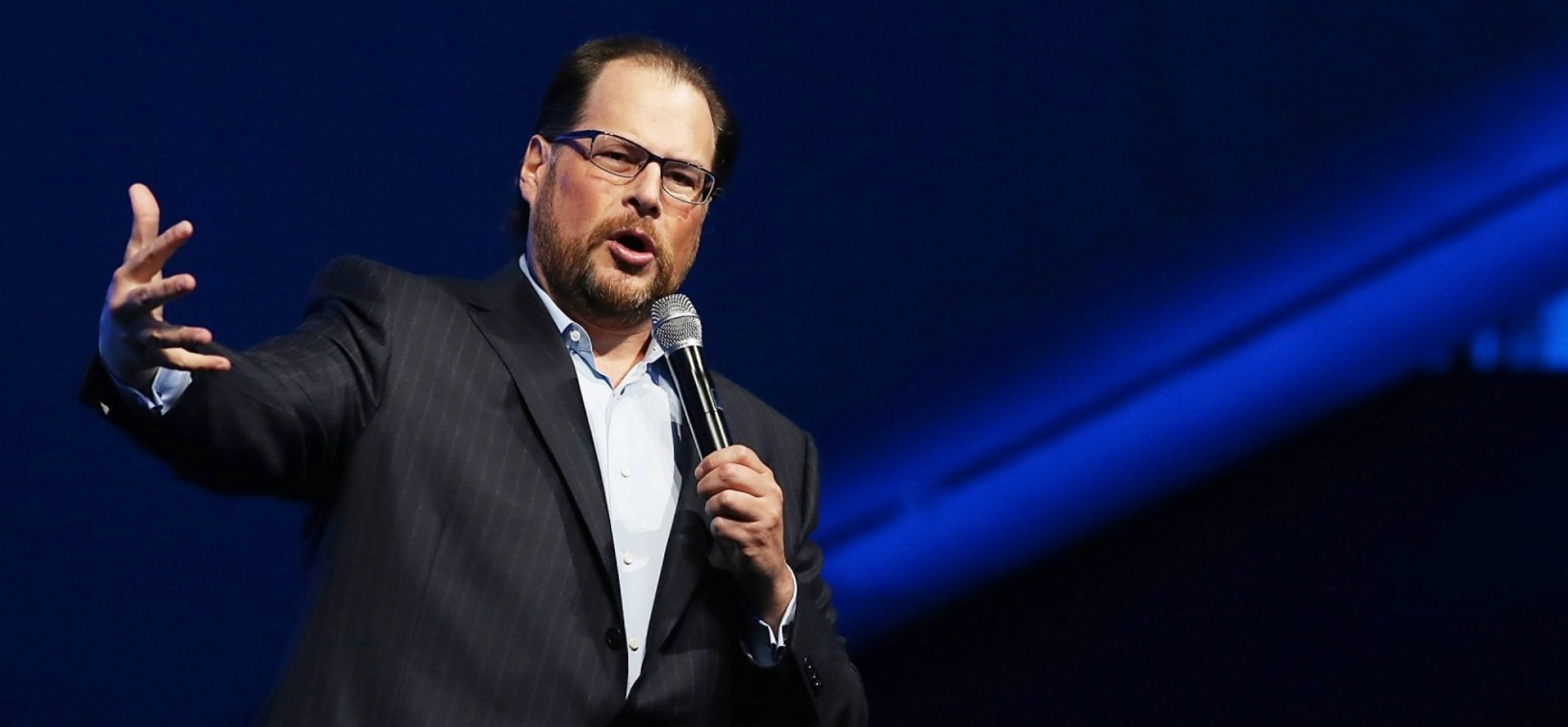 My run-in with Marc Benioff, and tips to be a star performer