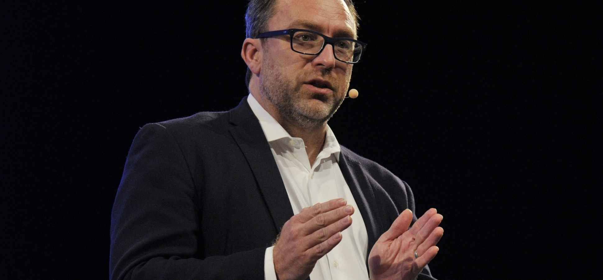 Wikipedia Founder Jimmy Wales Is Launching a Social Network