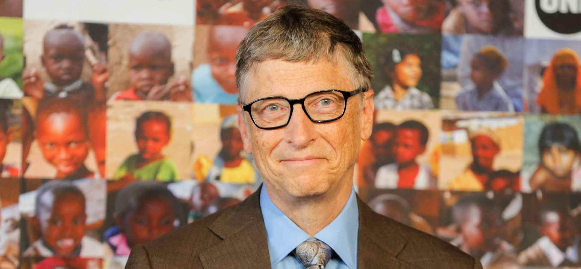 These Are Bill Gates's 5 Favorite Books of the Year