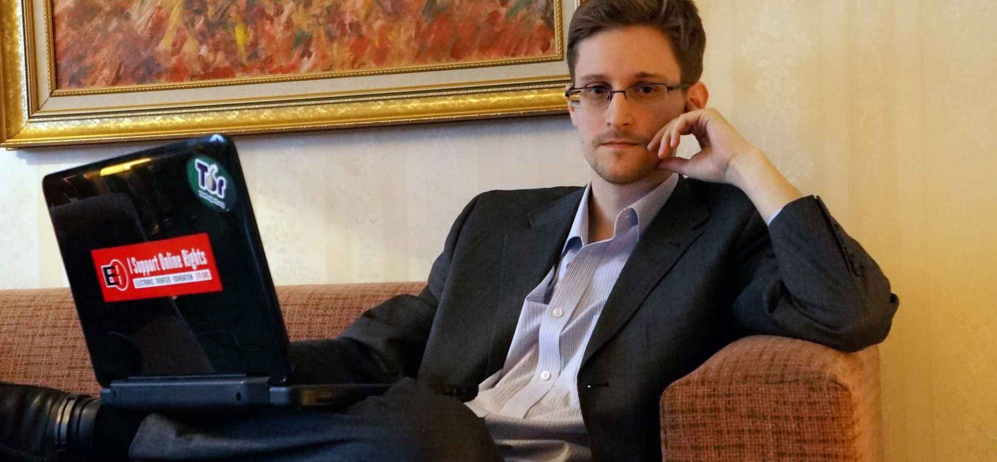 Edward Snowden Designs Anti-Spying iPhone Case