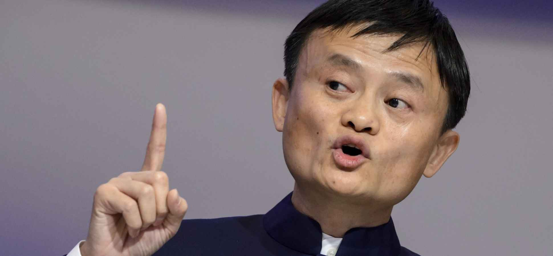 Self-Made Billionaire Jack Ma Says You'll Need This 1 Rare Skill to Succeed in the Age of Machines