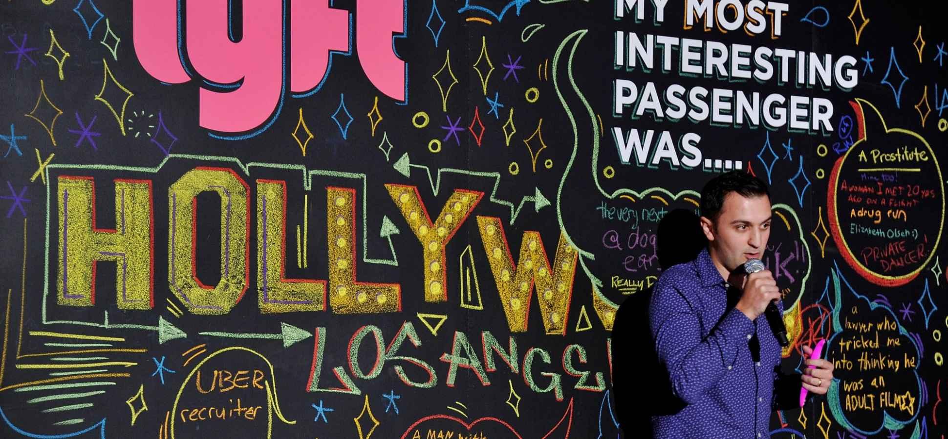 15 Surprising Facts About $5 5 Billion Rideshare Giant Lyft