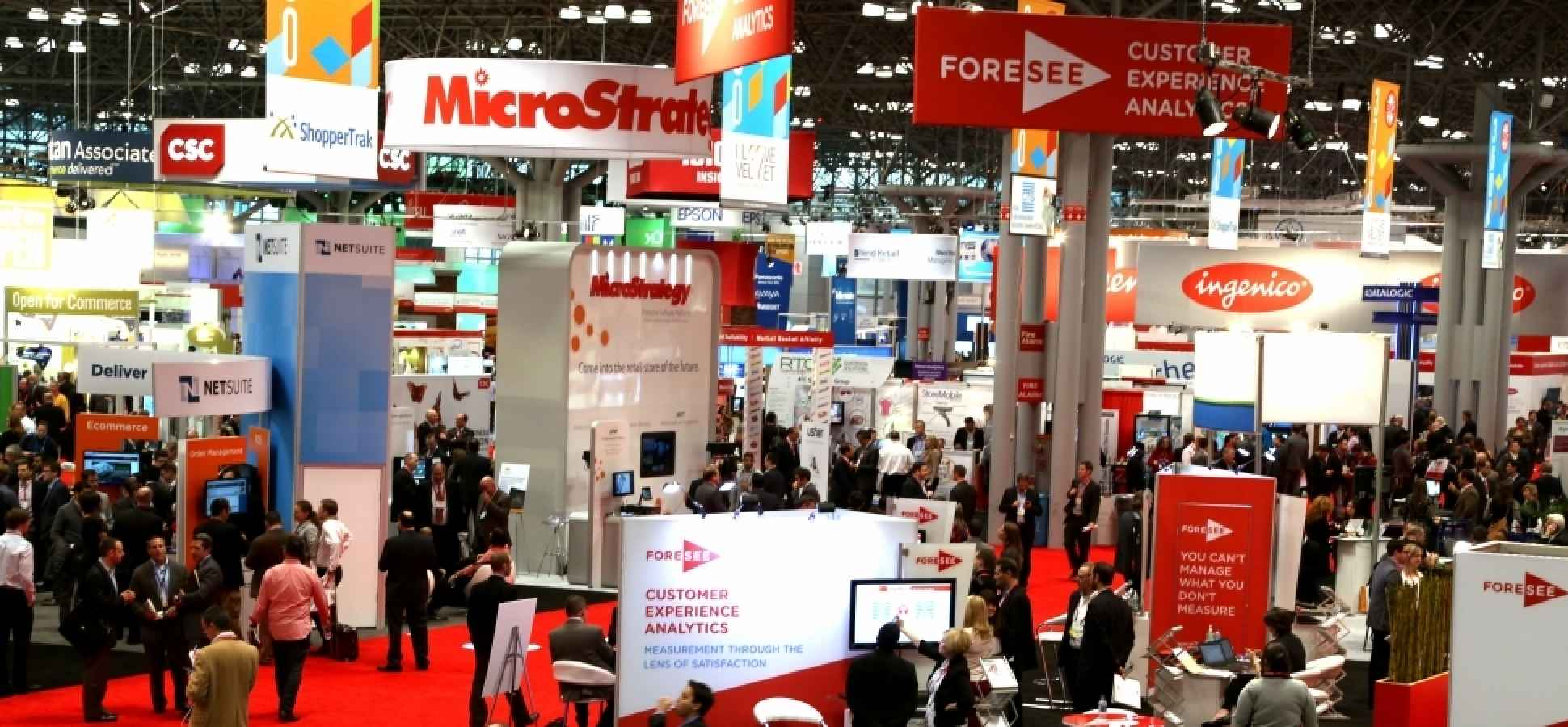 From CES to NRF: In 2015 Technology Will Create Even More Seismic Change for Business