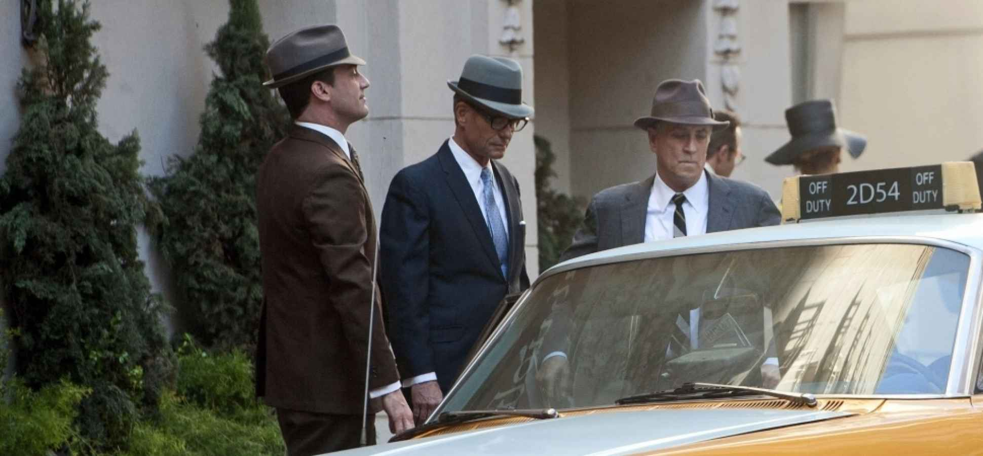 12 Habits of Really Successful People ('Mad Men' Edition)