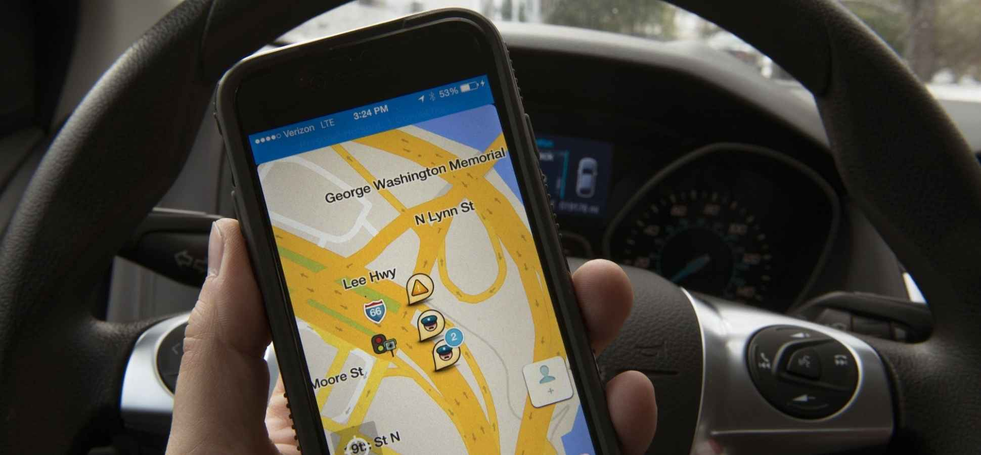 Google's Waze Launches New Technology to Give You GPS Signal in Tunnels