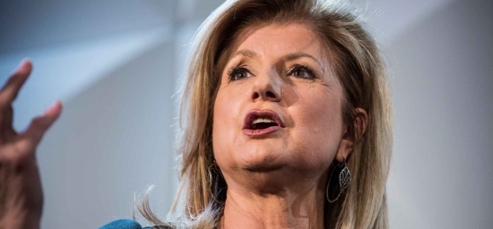 7 Books Arianna Huffington Wants You to Read for Personal Growth