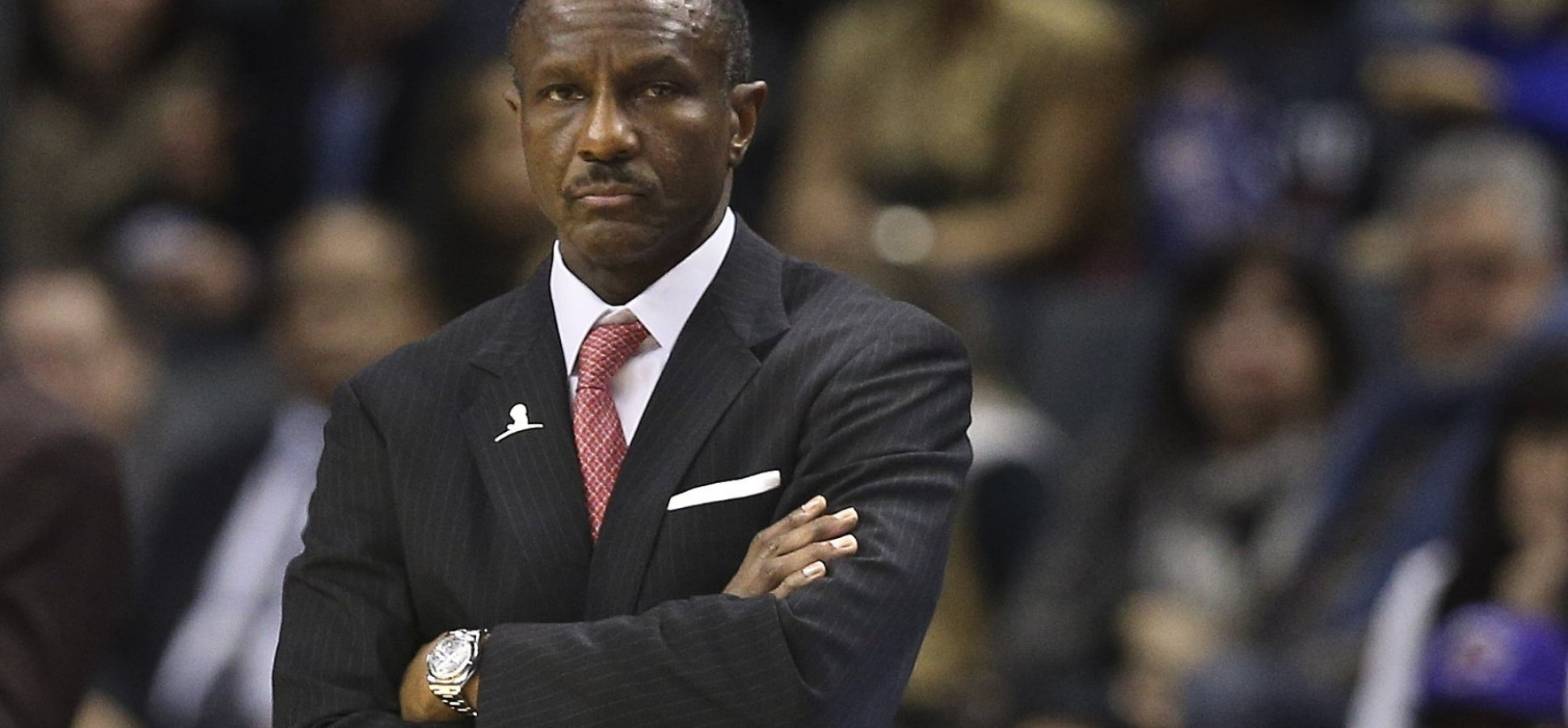 Dwane Casey, NBA Coach of the Year, Was Fired. His Response Is a Genius Lesson in Emotional Intelligence