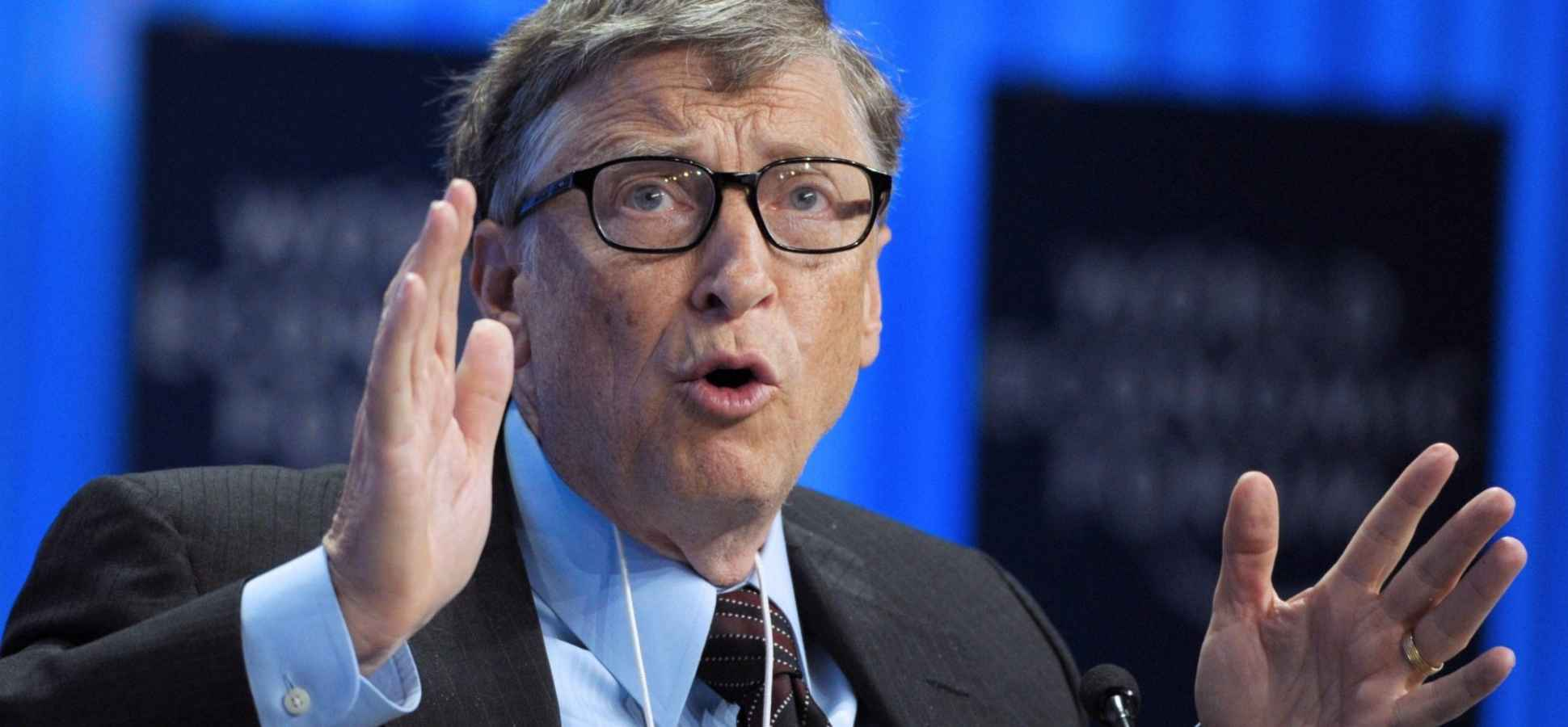 5 Things Bill Gates Says You Must Do to Be Successful
