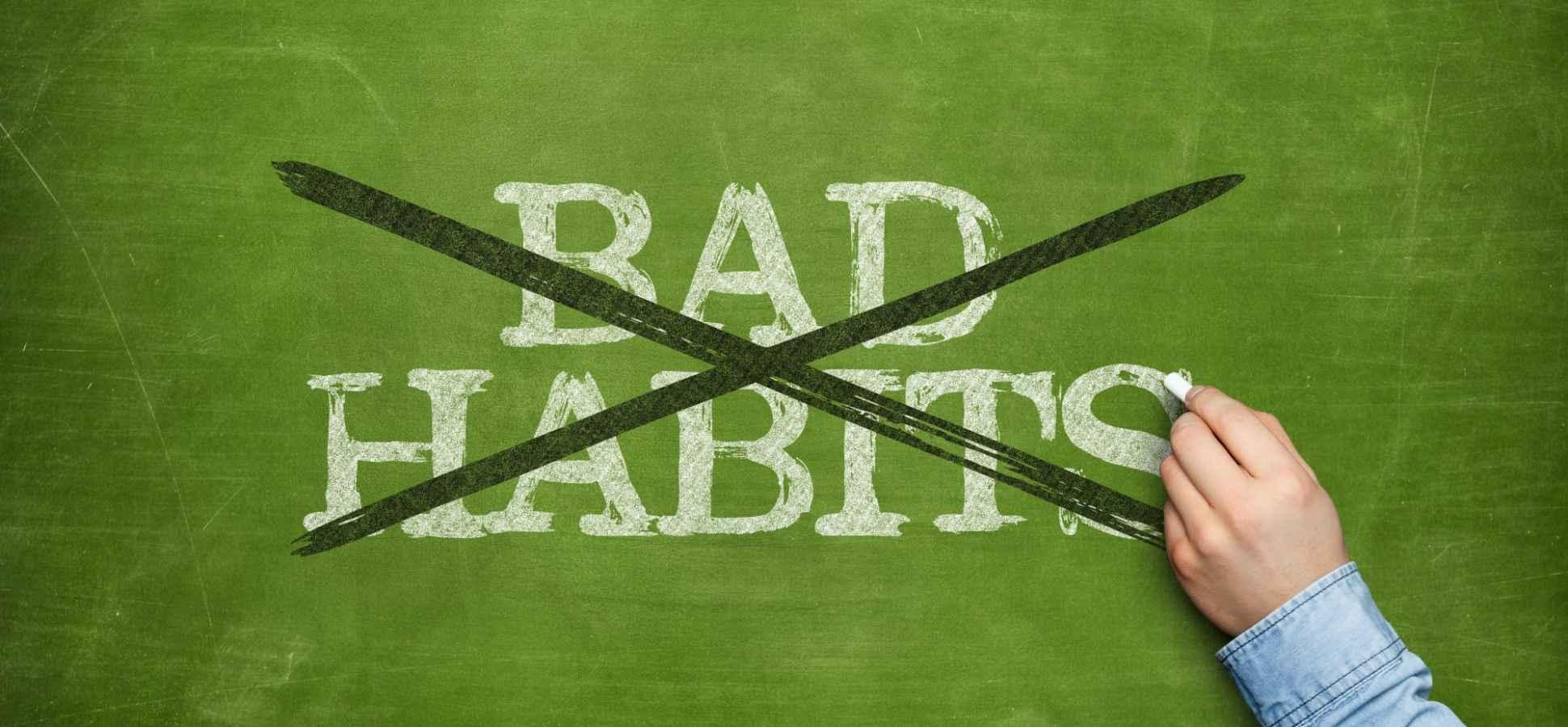 3 Habits You Need to Crush to Be Successful