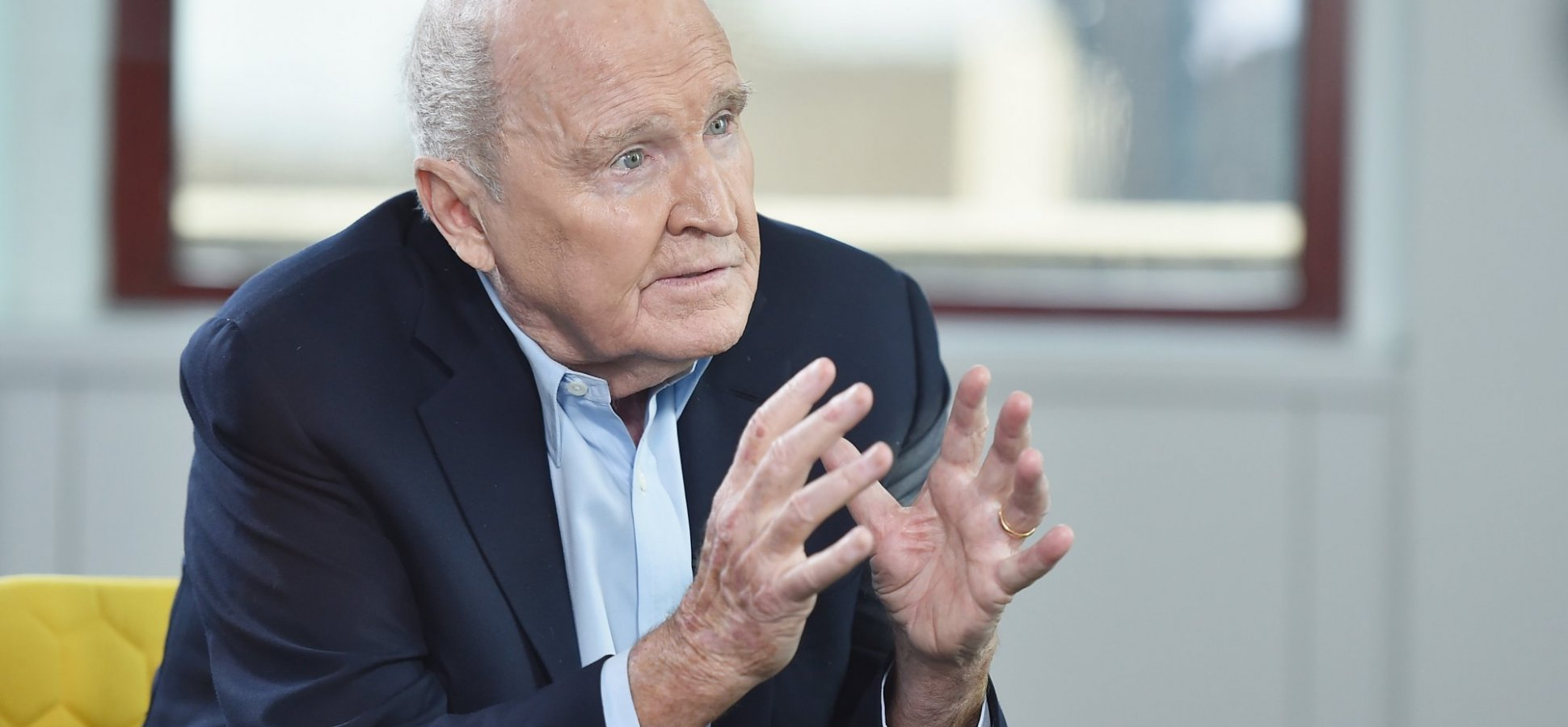 Jack Welch Always Wanted His Team Members to Take Ownership of Their Work. Here's Why