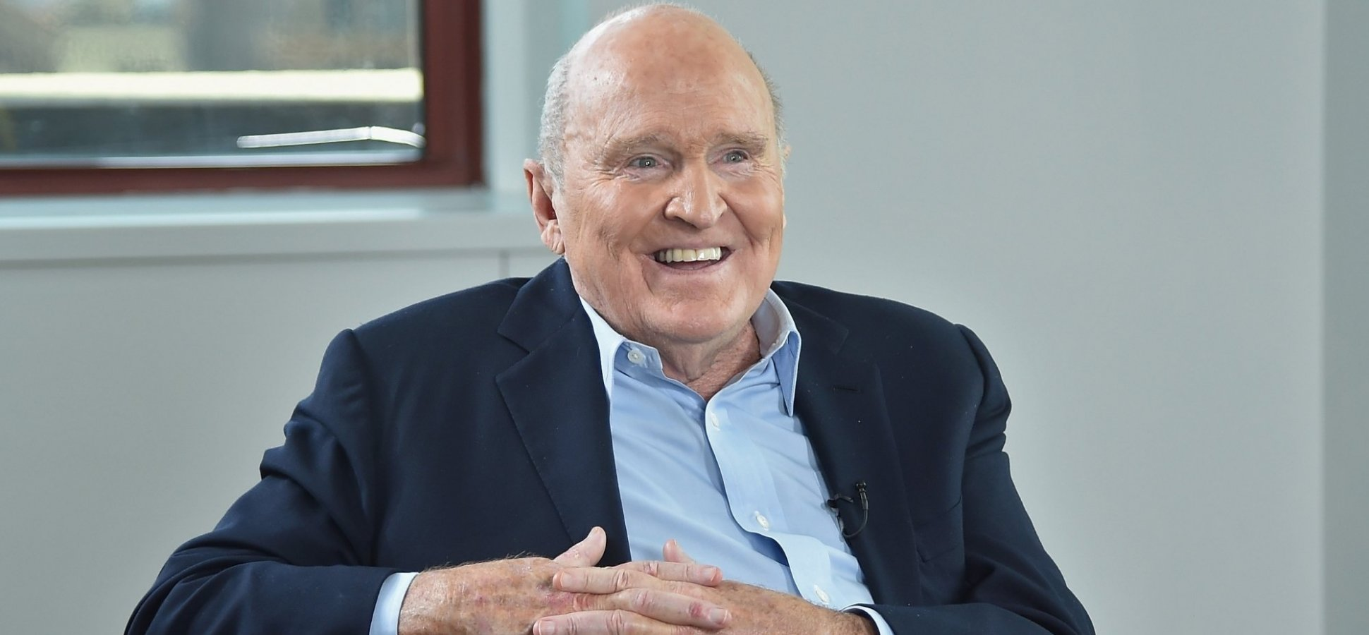 The 8 Rules of Leadership by Jack Welch