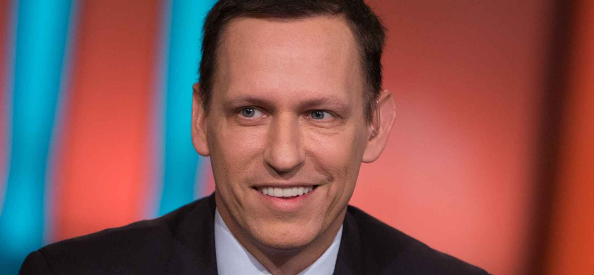 Why Peter Thiel Could Walk Away From Palantir With Billions | Inc com