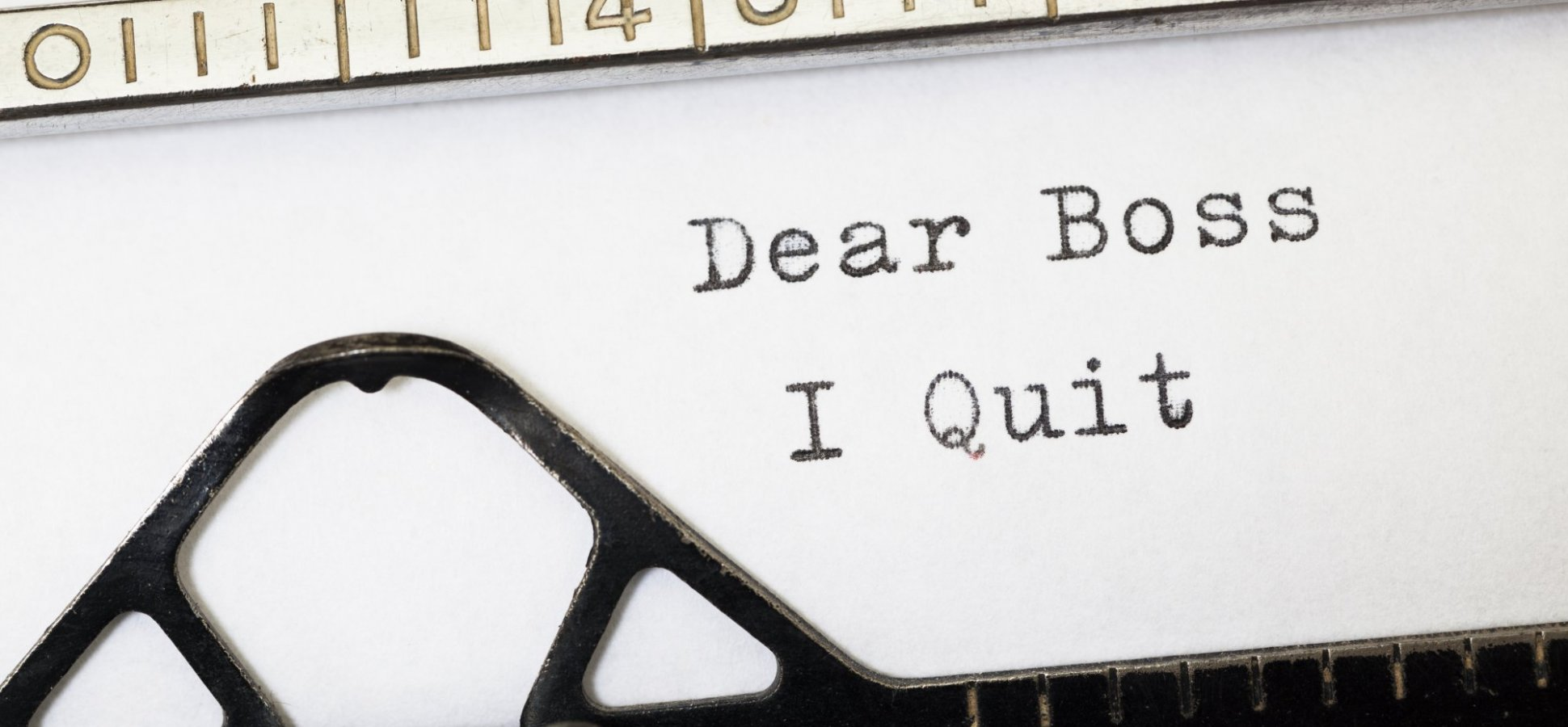 Quitting Your Job? Make Sure You Don't Make This Common Mistake Before Leaving