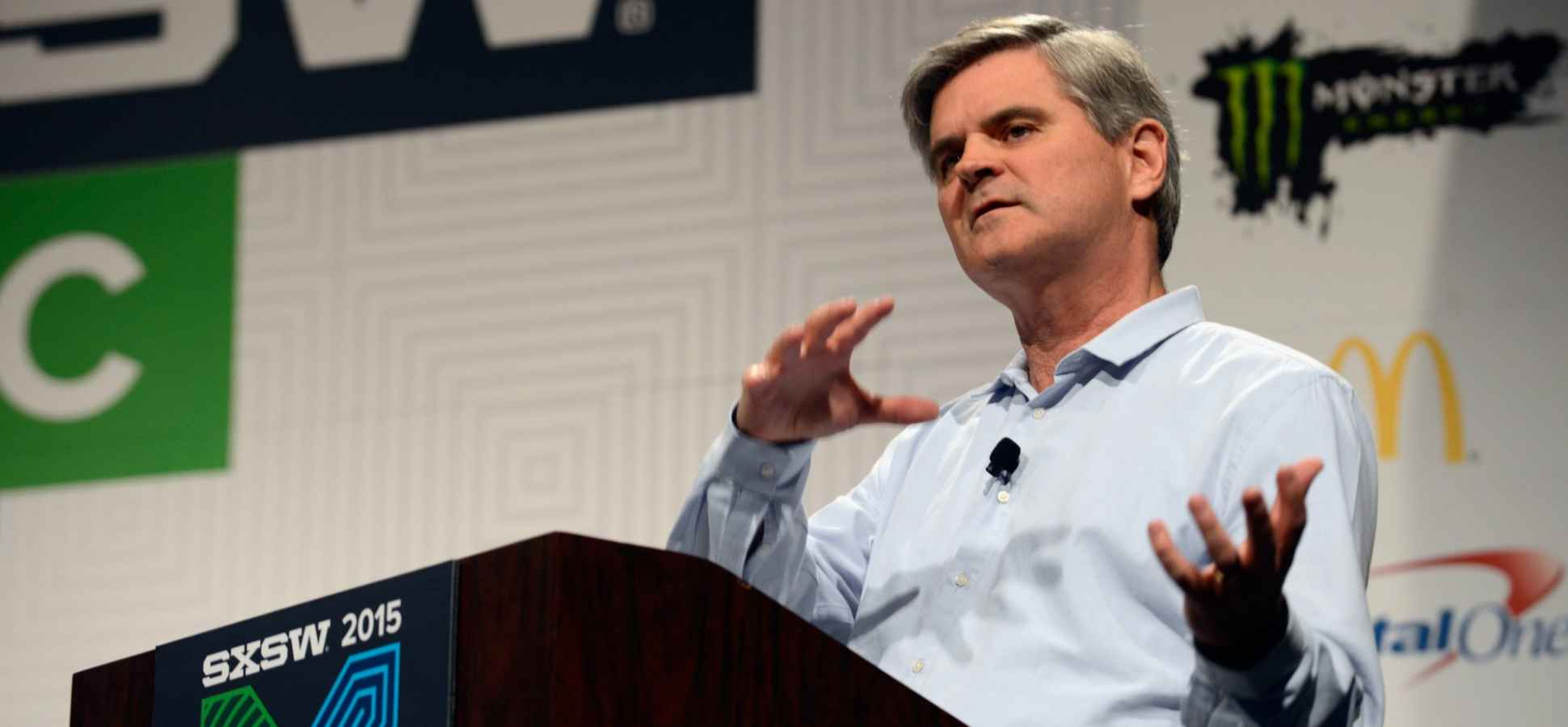 The Next Wave Will Be Built on This One Thing, According to Steve Case