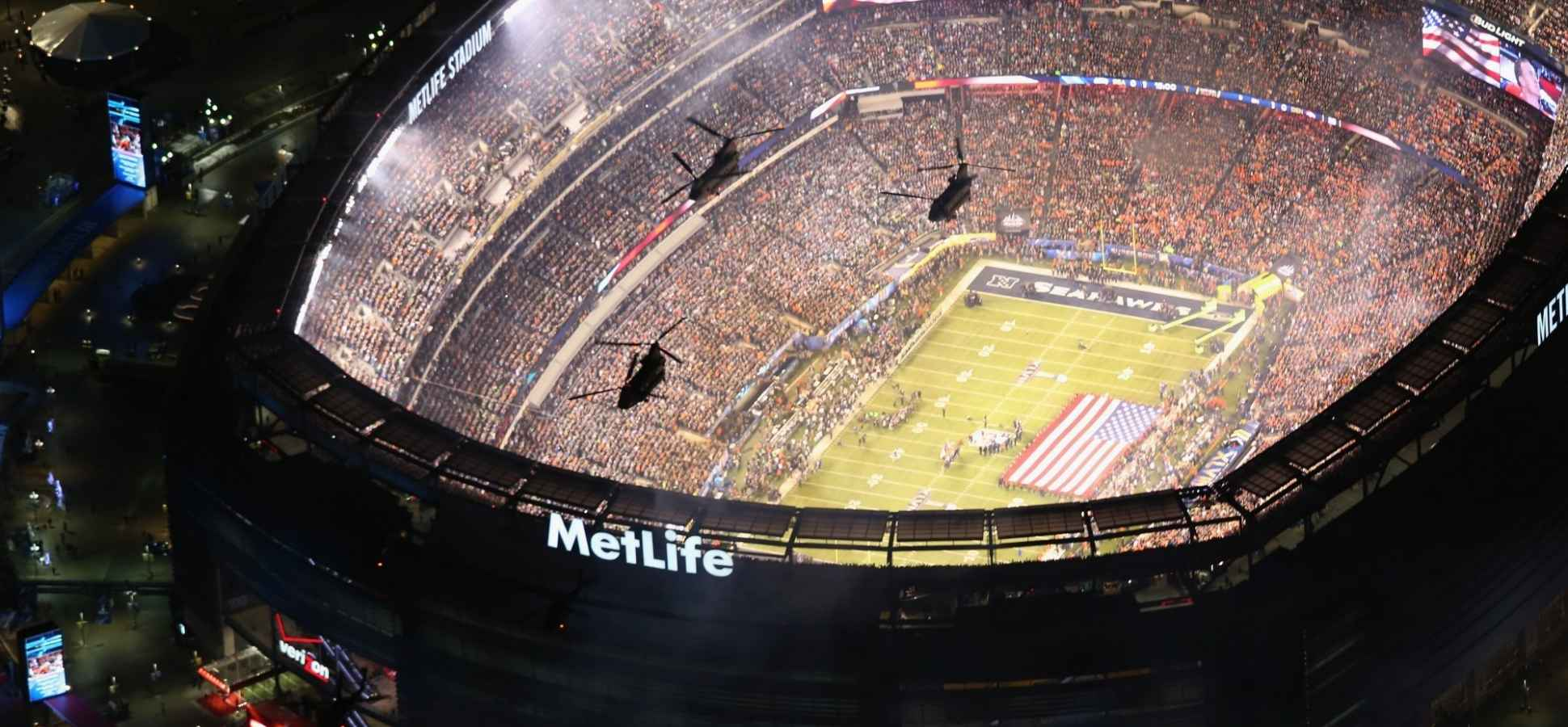 Don't Even Think About Flying Your Drone Near the Super Bowl