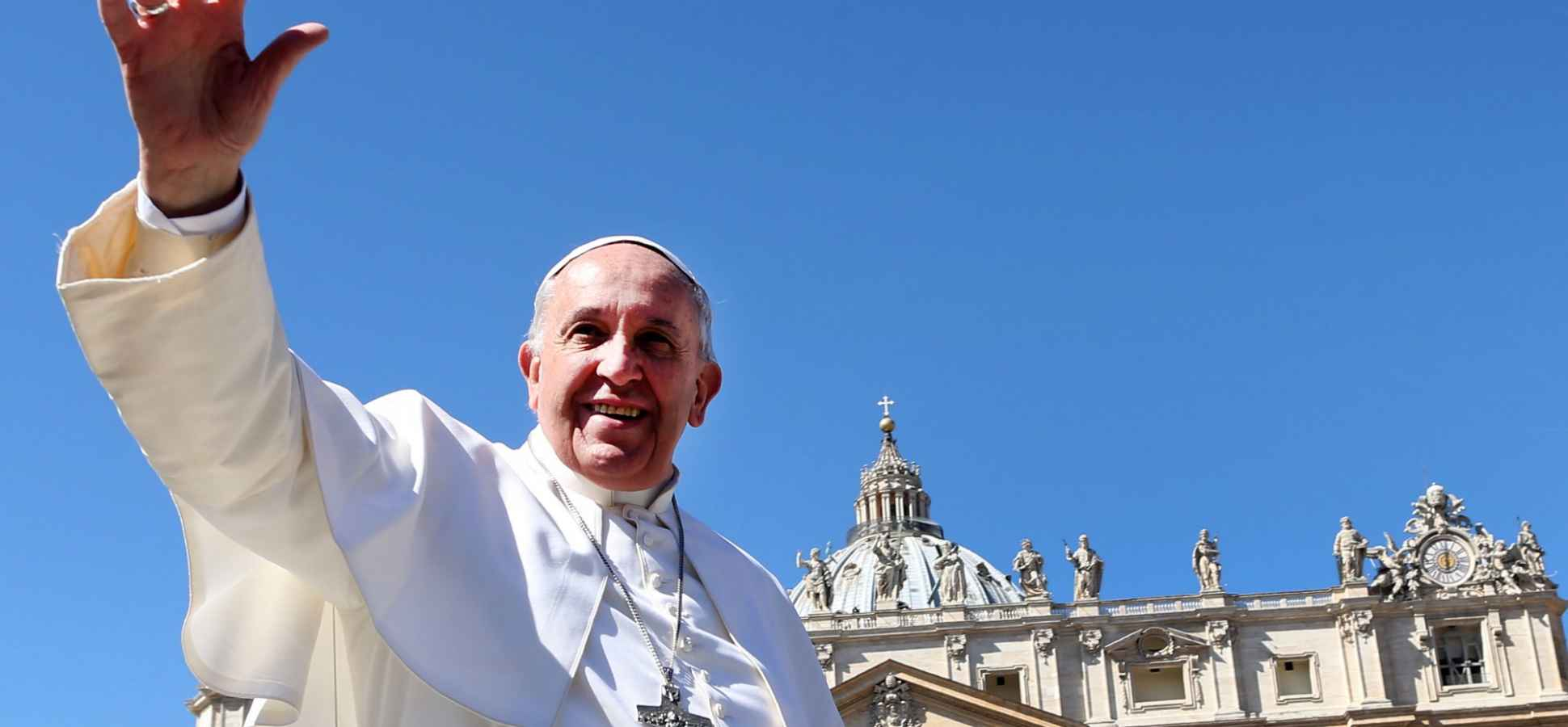 4 Leadership Lessons From Pope Francis