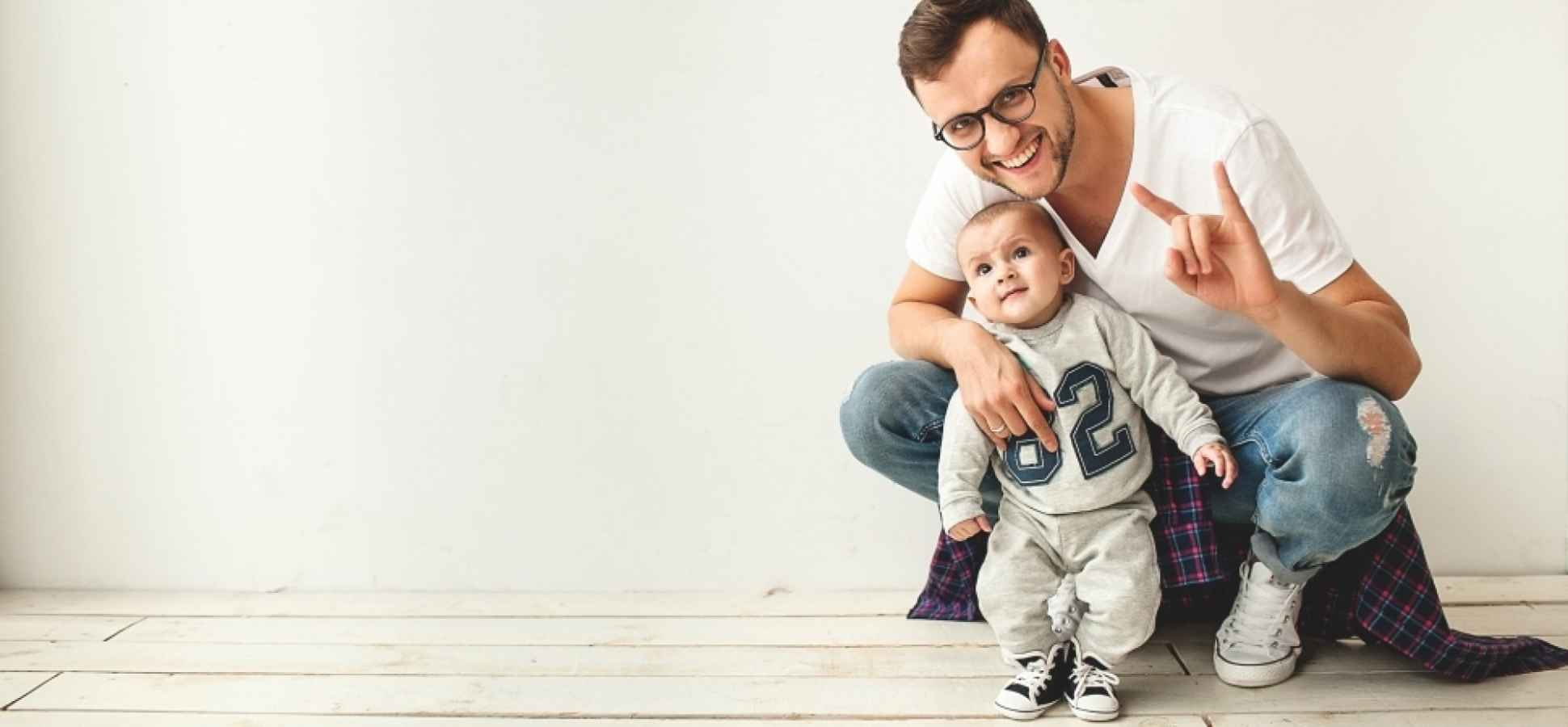 What Millennial Dads Can Show Us About 'Having It All'