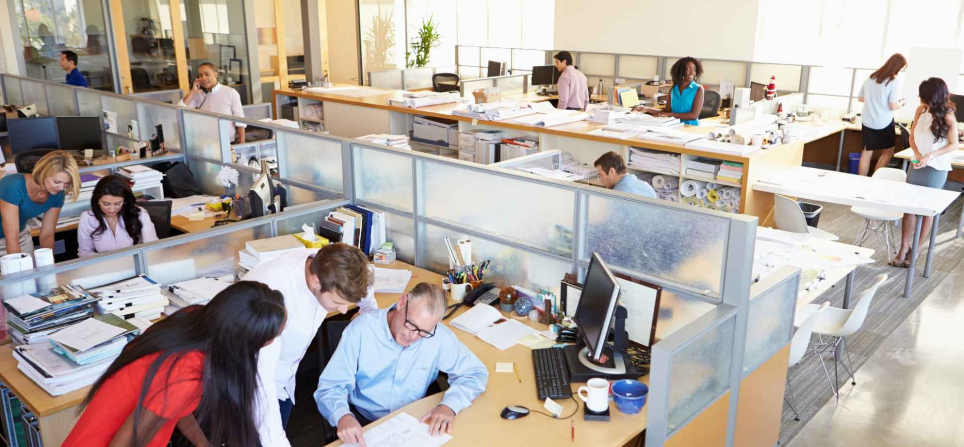 4 Workplace Distractions Lurking in Your Office?