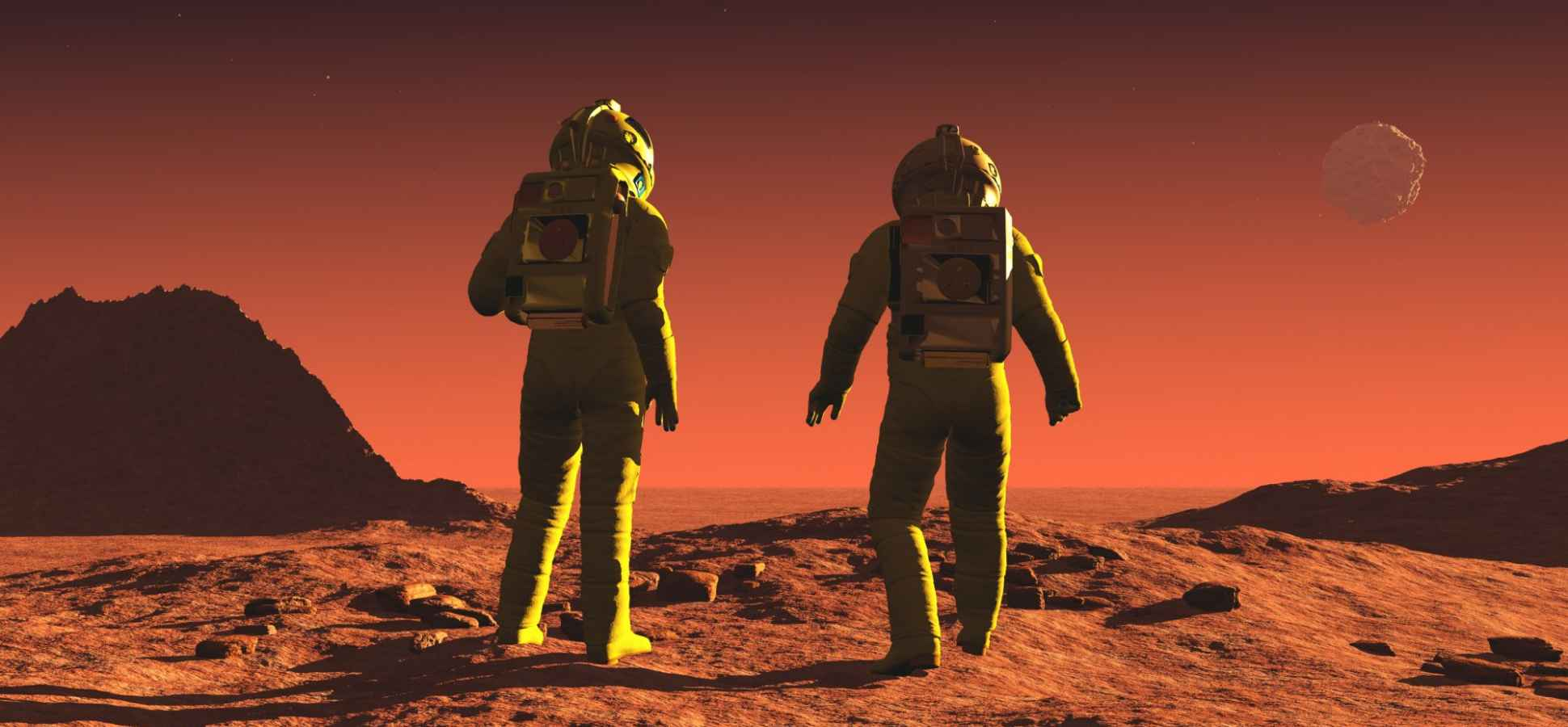 Elon Musk Just Published His Plan to Take Humans to Mars