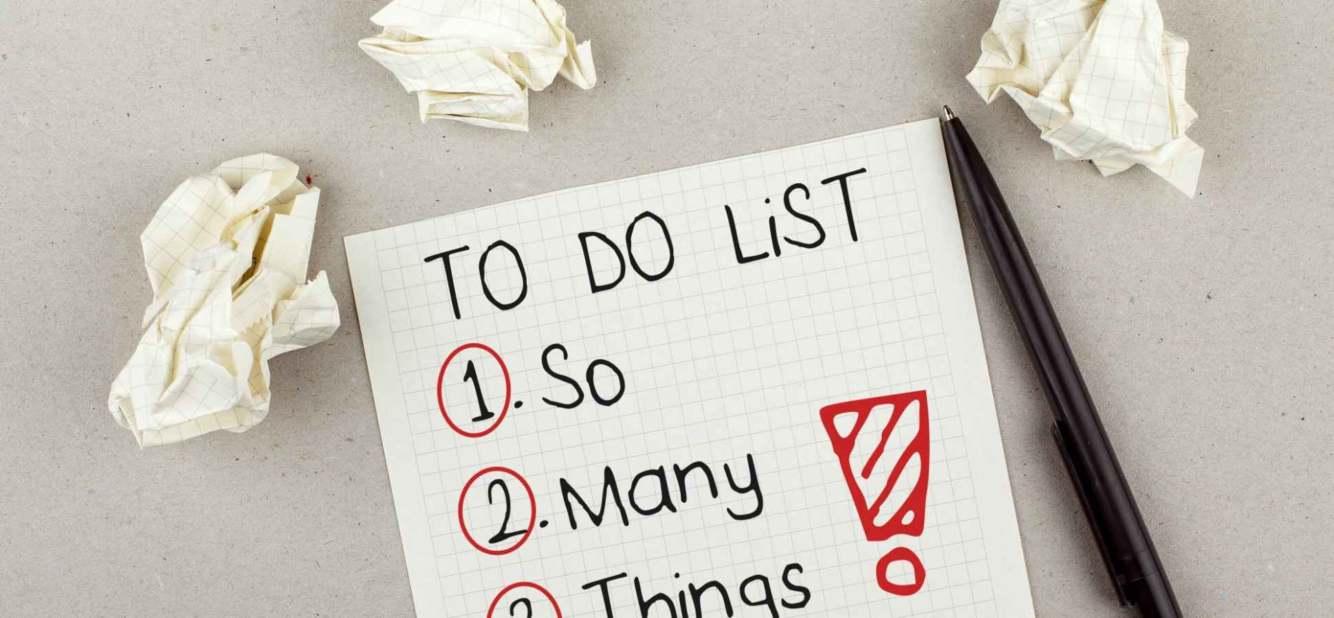 Do This 1 Thing to Fix a Failing To-Do List
