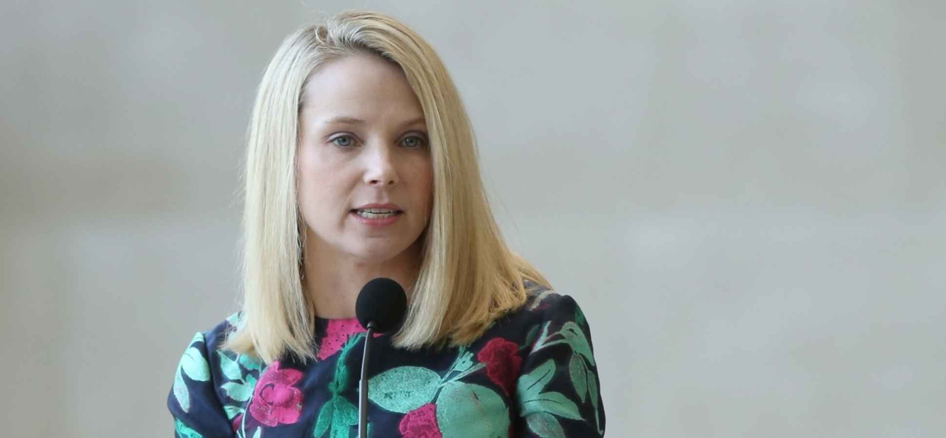 Marissa Mayer Still Wants to Be a CEO, but Uber Hasn't Tapped Her