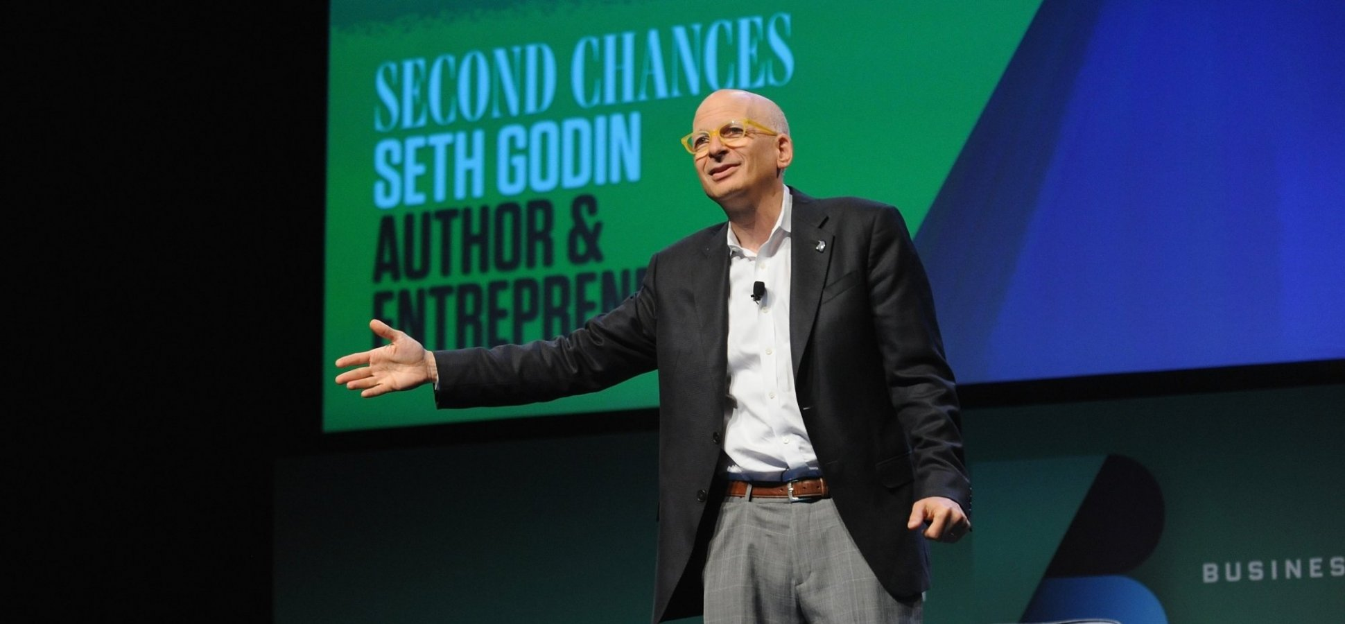 Seth Godin Says the Key to Marketing Success is to Focus on Answering This 1 Question