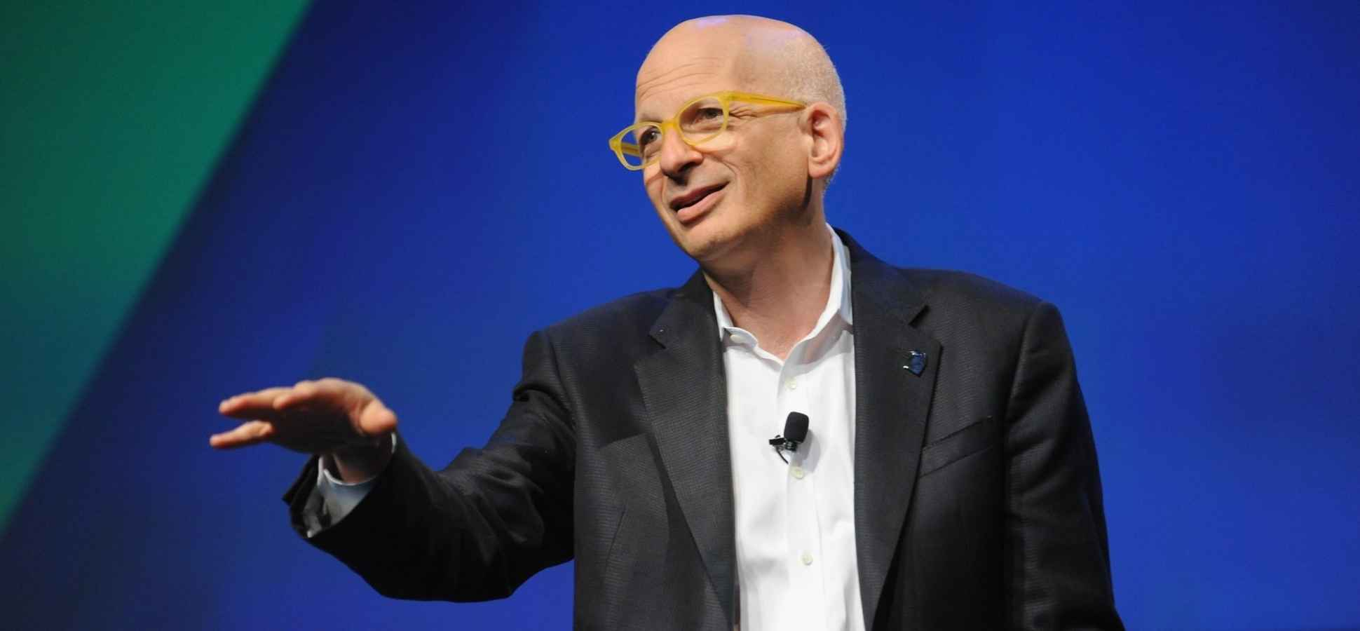 Millionaire Seth Godin Perfectly Sums Up His Secret for Success in Just 4 Words