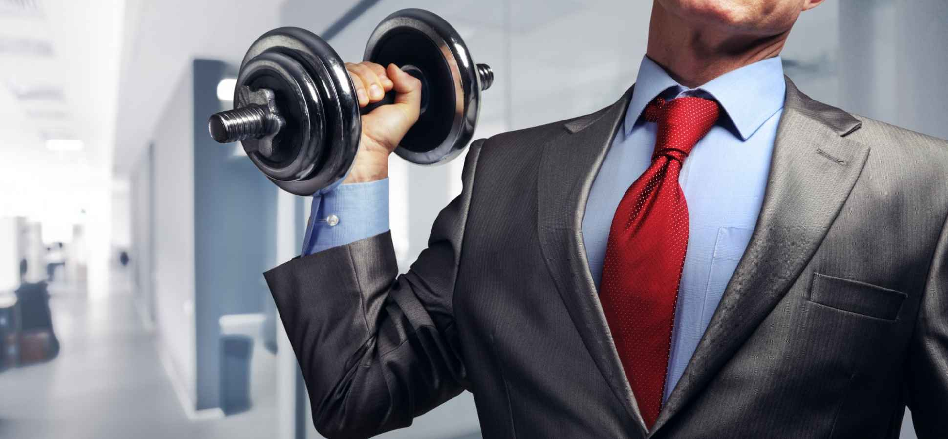 No Excuses: 9 Exercises You Can Do in Your Office