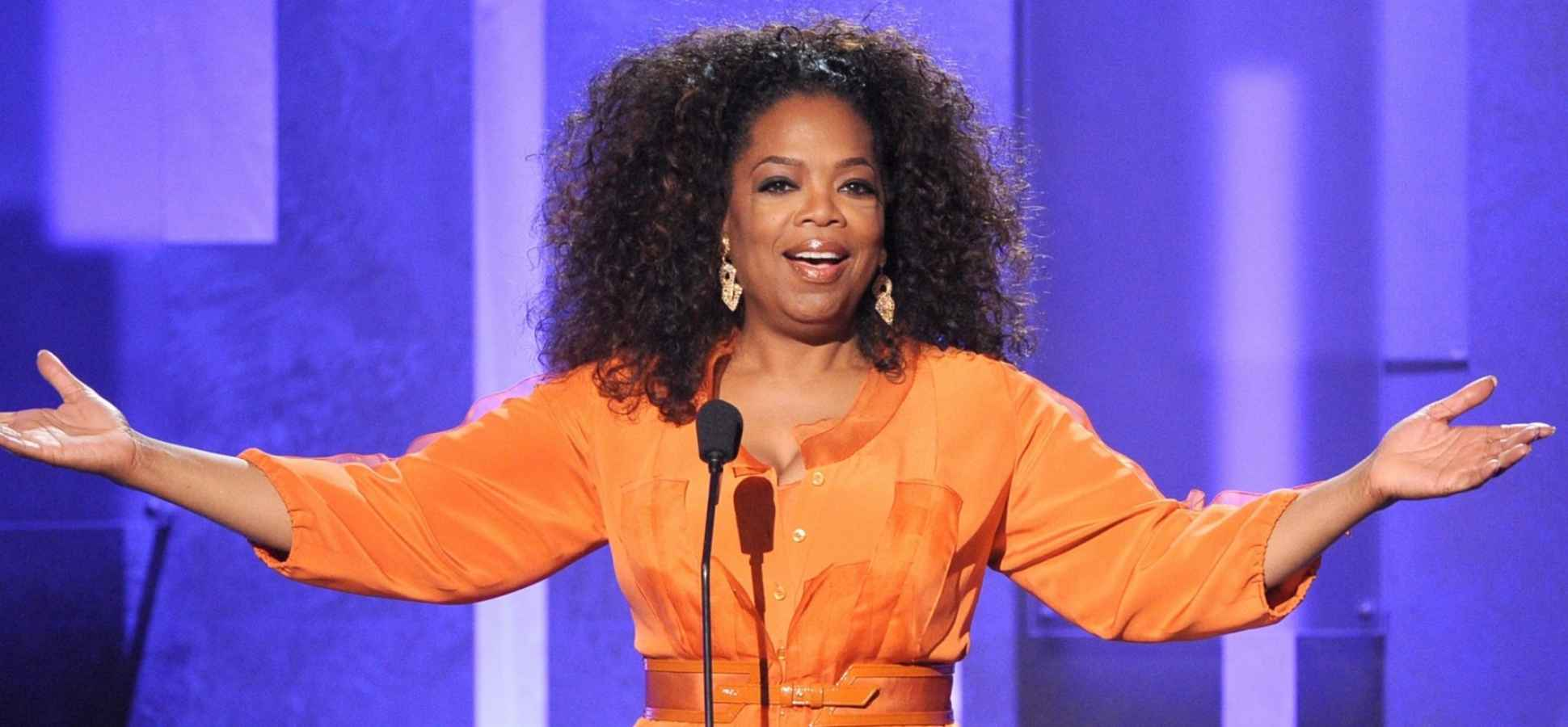 Oprah: The Most Important Thing I've Learned About Branding