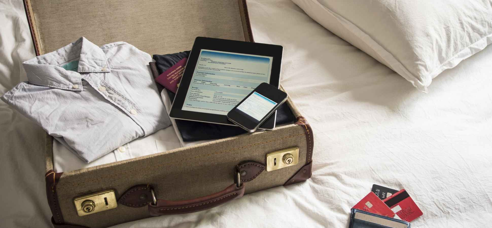 10 Of The Best Business Travel Tips From The Experts
