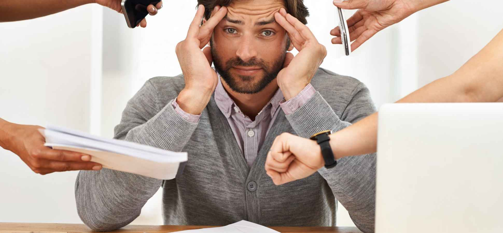 The Deadly Truth About Overworking