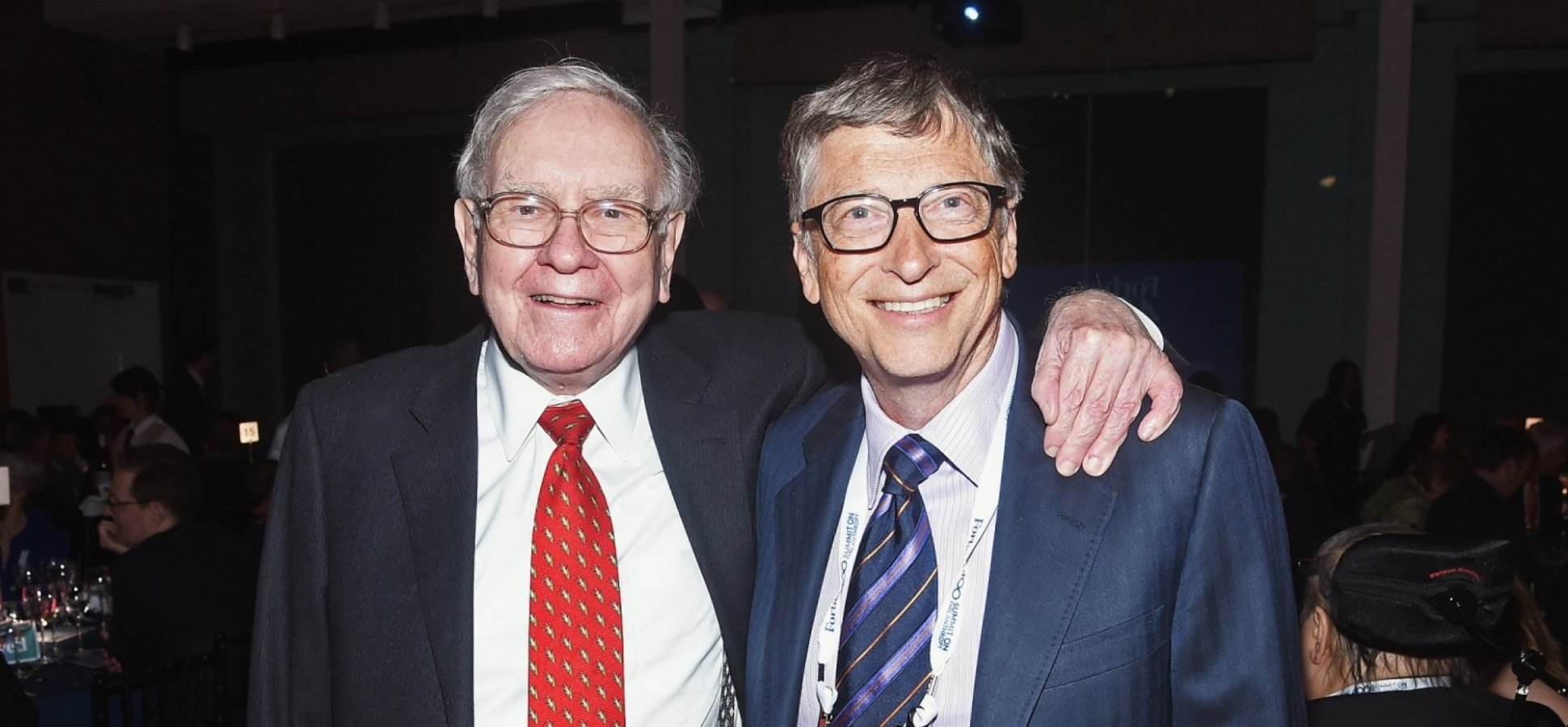 Bill Gates and Warren Buffett Say You Need to Stack Your Network With These Types of People