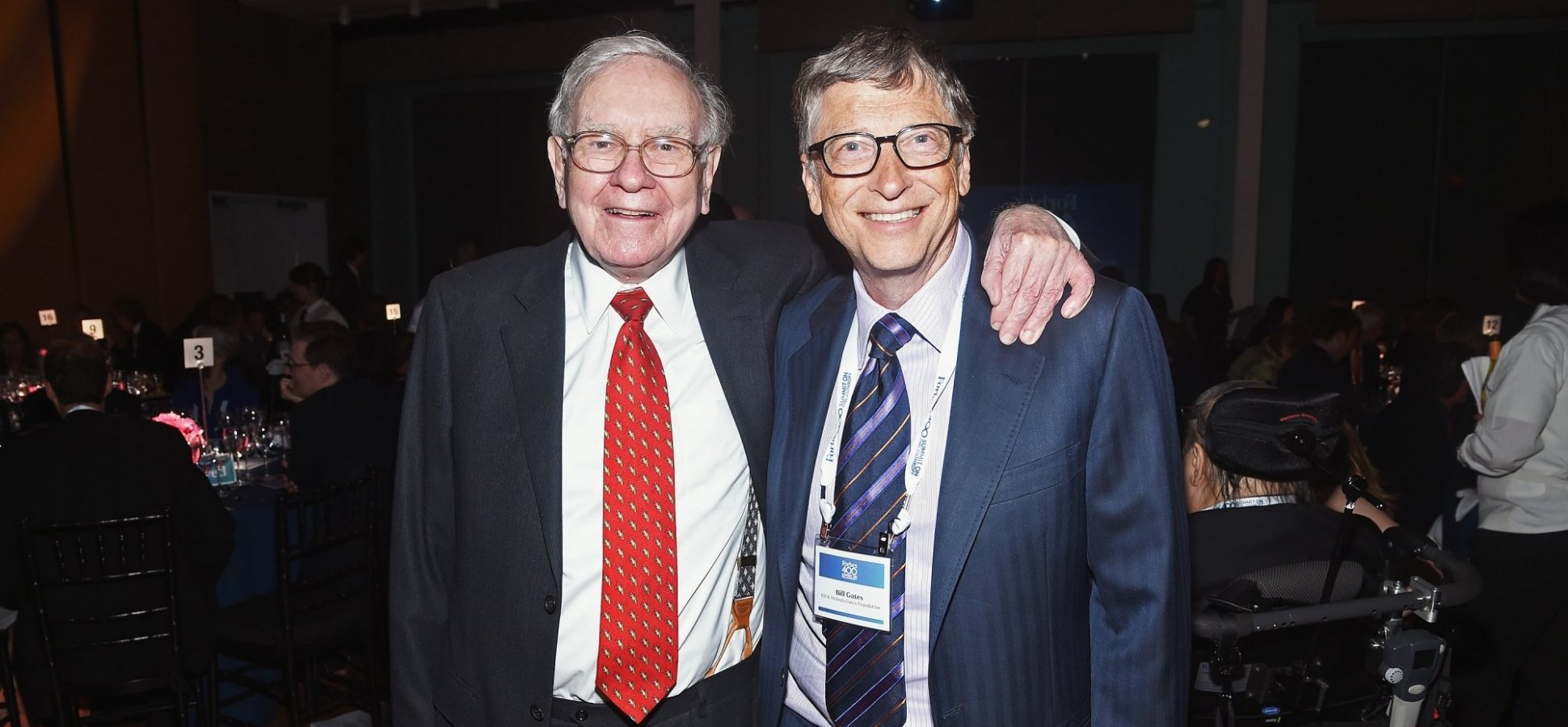 Bill Gates, Warren Buffett, and Steve Jobs All Used 1 Word to Their Advantage--and It Led to Amazing Success