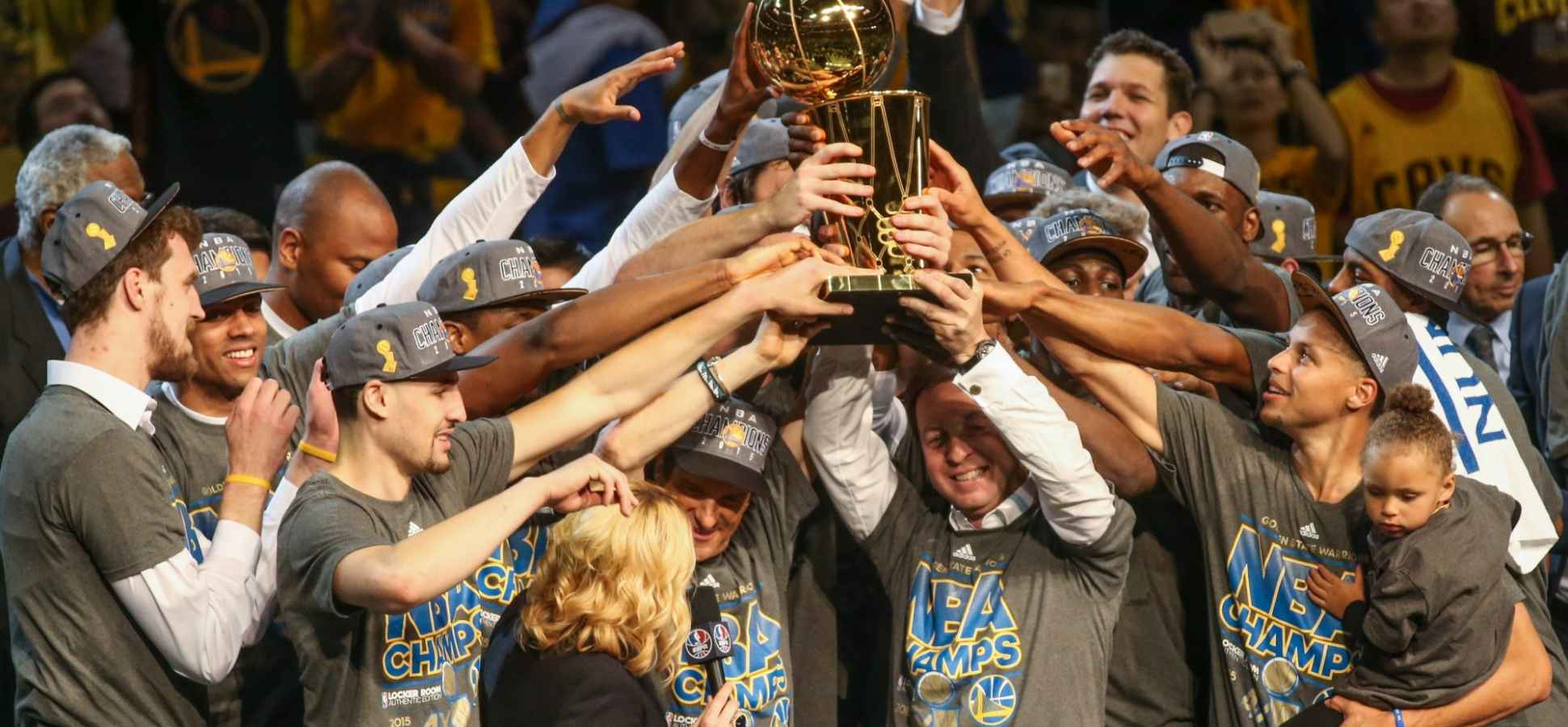 With 1 Simple Statement, the Golden State Warriors Showed Donald Trump the True Meaning of Modern Leadership