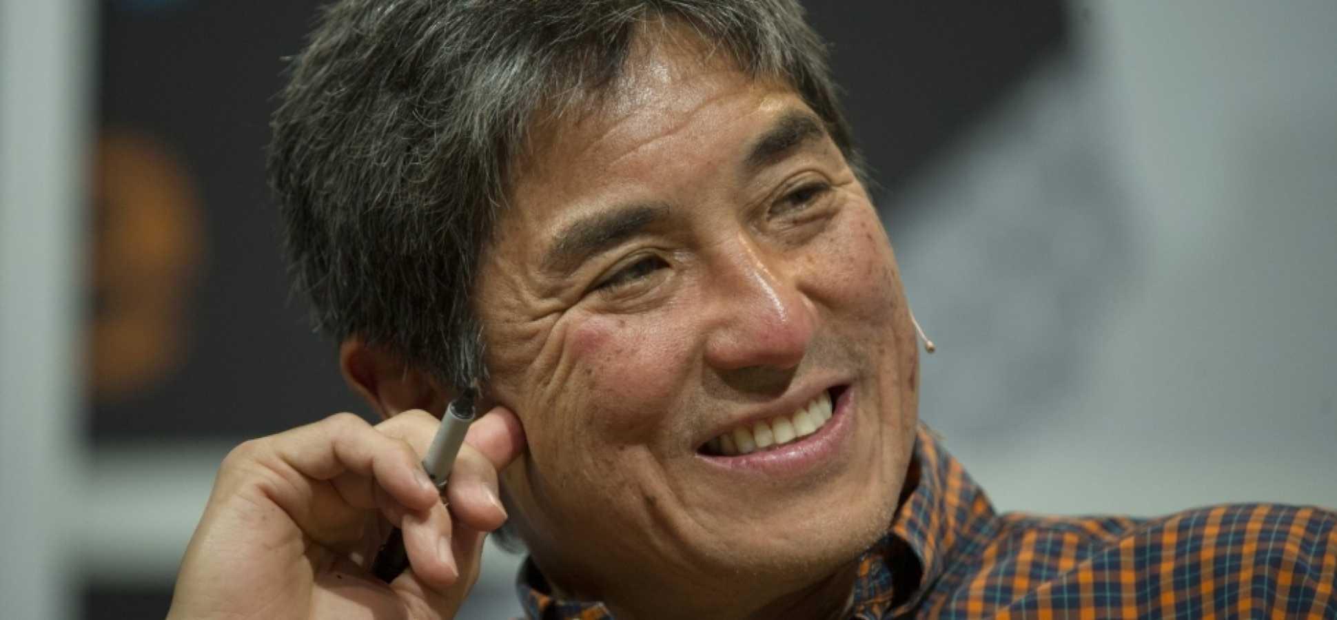 5 Powerful Speaking Secrets You Can Learn From Guy Kawasaki