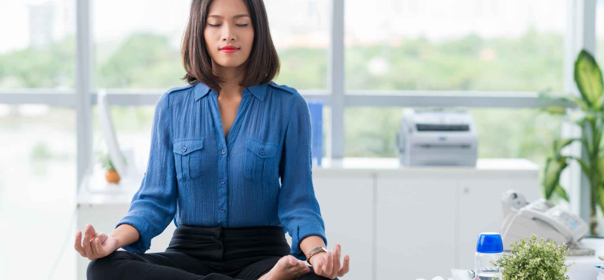 Mindfulness and Happiness in the Workplace