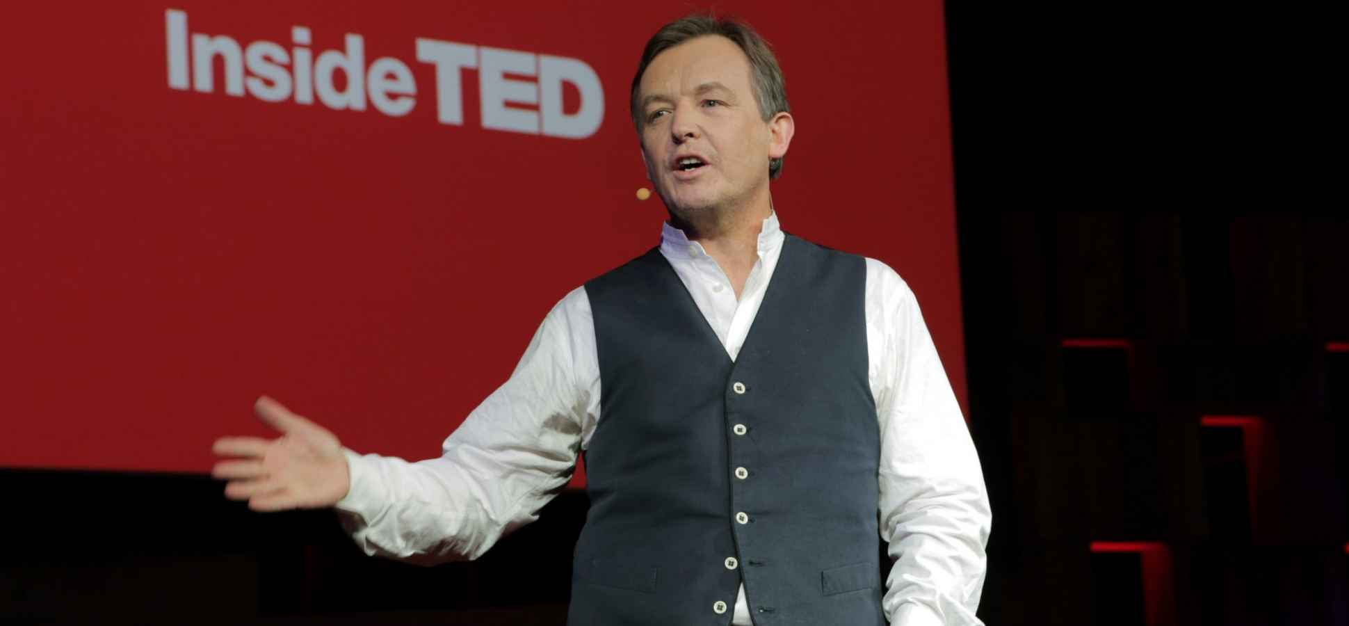 7 Tricks to Master Public Speaking, According to the Guy Who Runs TED Talks