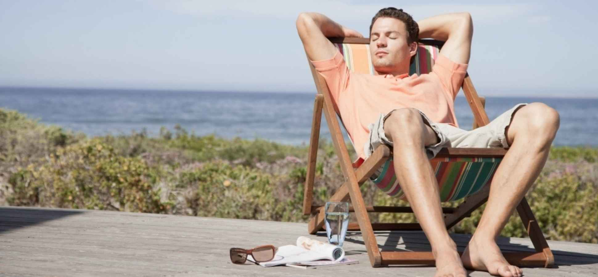 How Millionaires Relax and Max Their Vacation Time