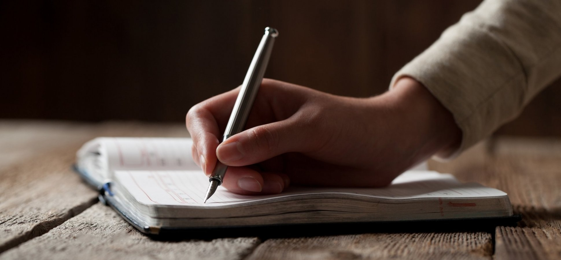 Could Committing to Improving Your Handwriting Pay Off?