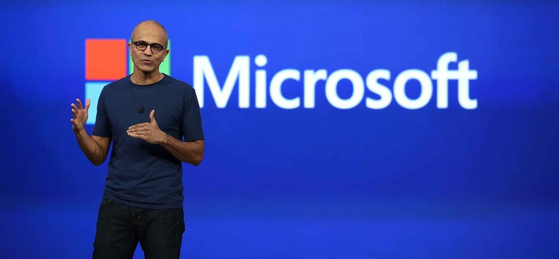 Microsoft CEO Satya Nadella Just Gave the Best Leadership Advice in 7 Words