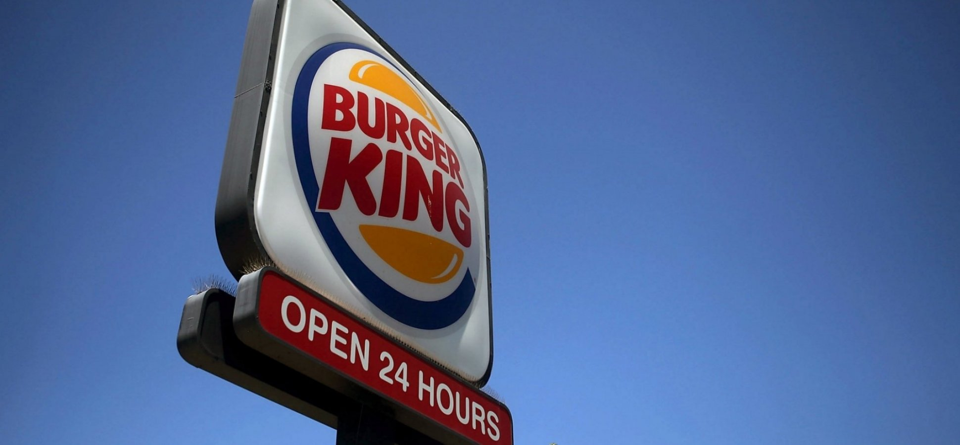 Burger King Just Made a Huge Announcement That'll Frighten Competitors. There's a Little Catch