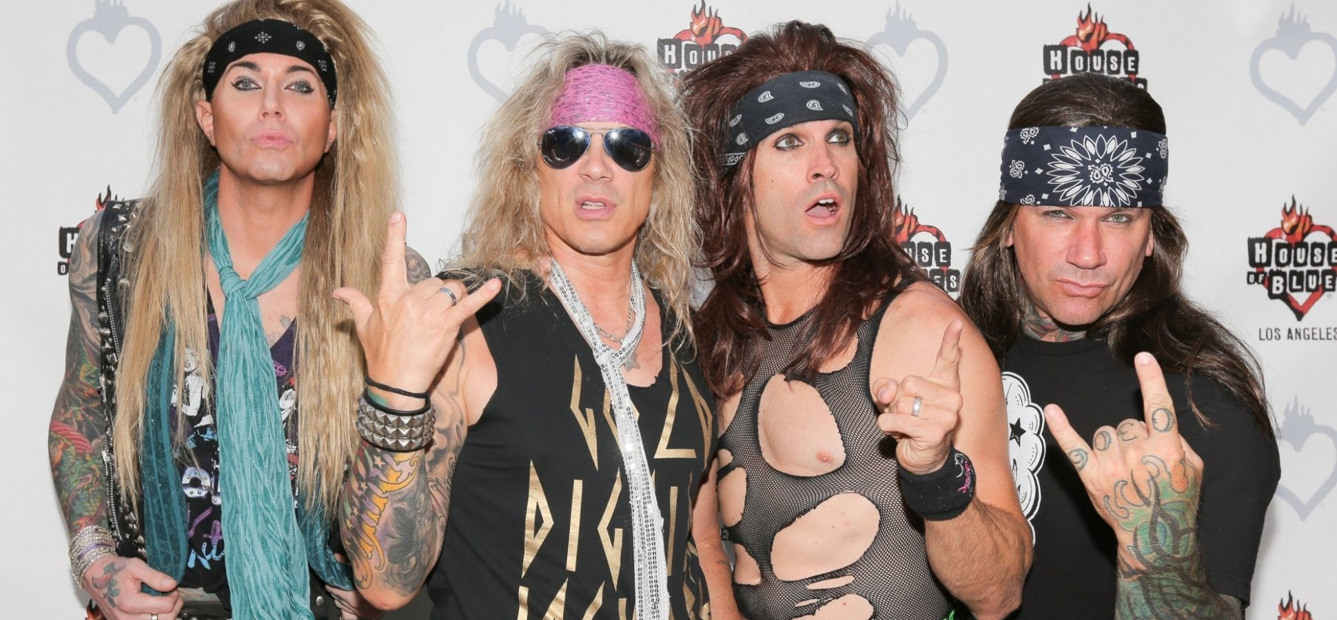 When Self-Management Is the Best Management: How Steel Panther Makes Music, Entertains Fans, and Runs a Thriving Business