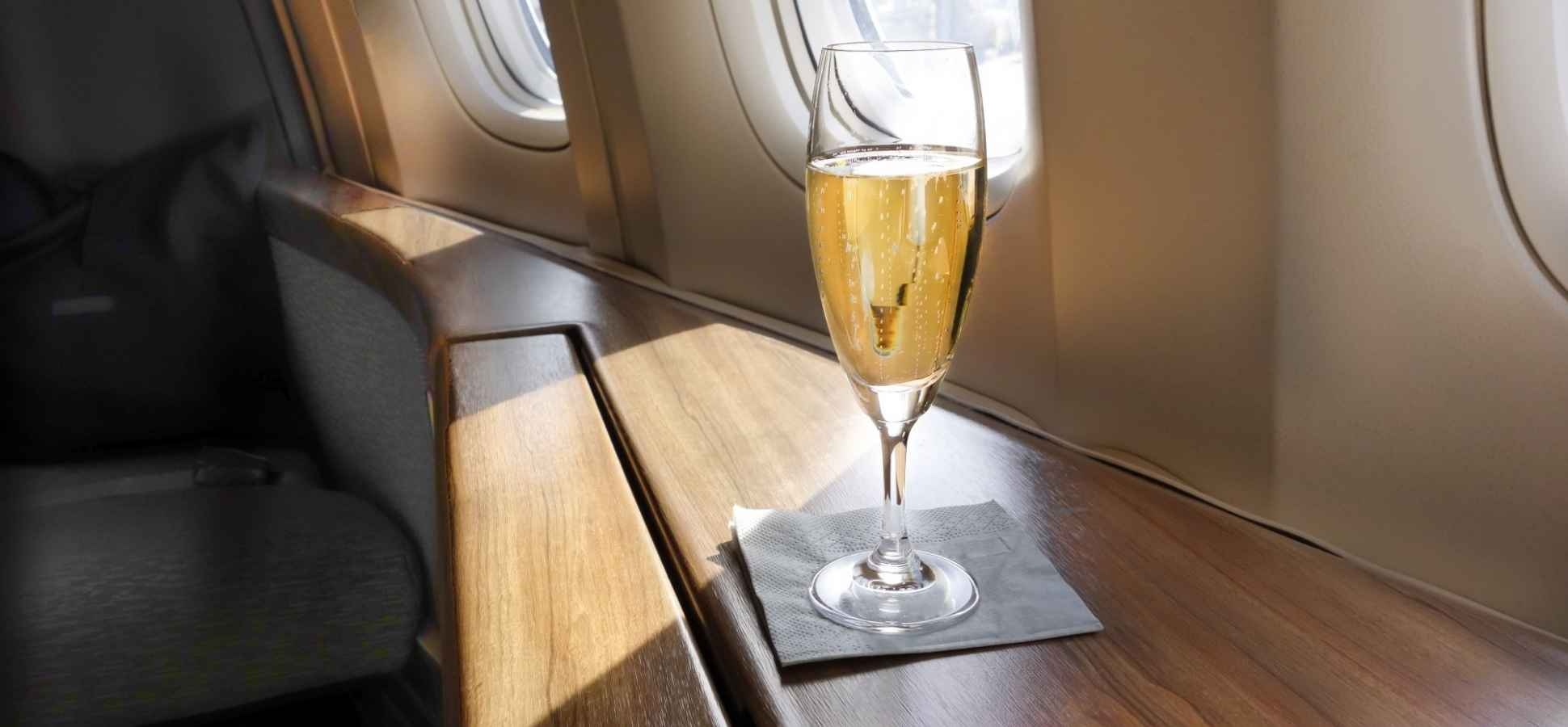 10 Ways to Get Bumped Up to First Class on Your Next Flight