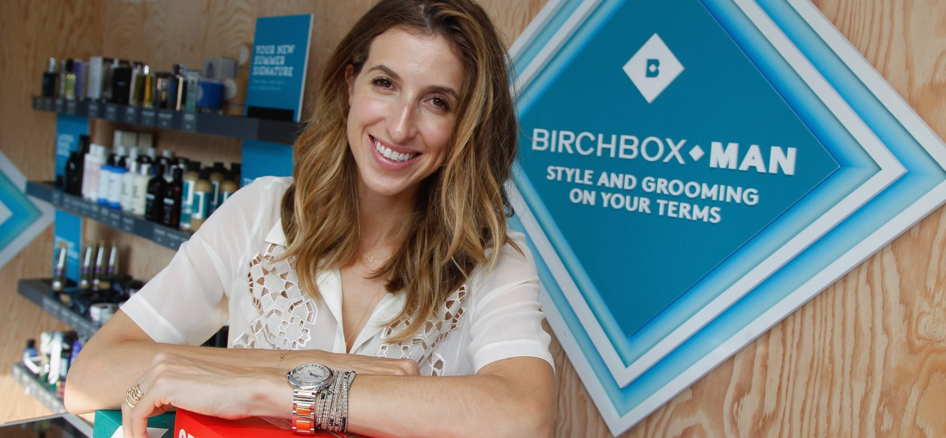 Watch Heres What the Co-Founder of Birchbox Always Takes on Holiday With Her video