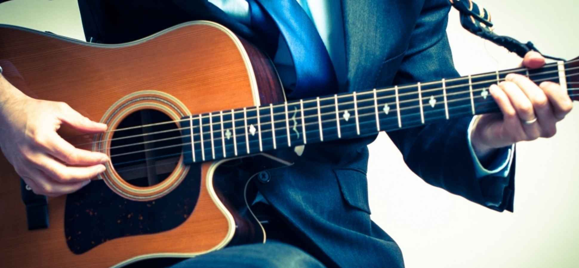Want to Be a Better Leader? Break Out the Old Guitar and Join a Band